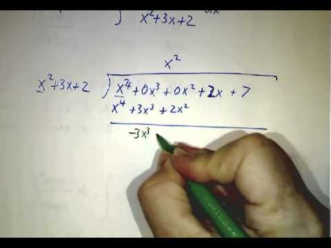 Partial Fractions III: Long Division