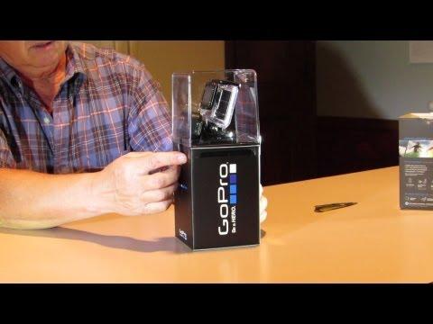 Unboxing GoPro Hero 3 Black Edition - Not So Easy - Latest Model