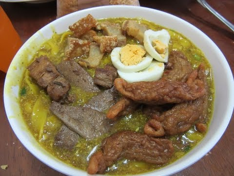 Lomi Batangas Recipe    Chel Javier #5