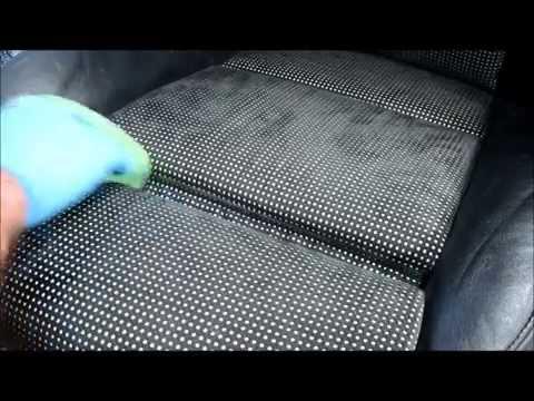 Alcantara Seat Cleaning DIY Guide