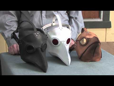 Tom Banwell's Plague Doctor Masks Short
