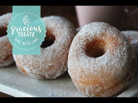 Classic Sugar Donuts Recipe