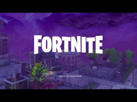 Themed Fortnite Title Screens