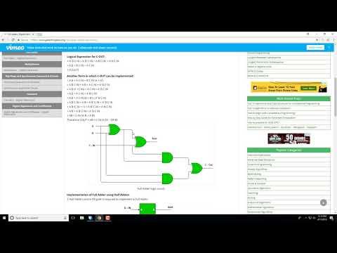Introduction to FPGA's and VHDL - Part 5 Quartus Prime Schematic Design