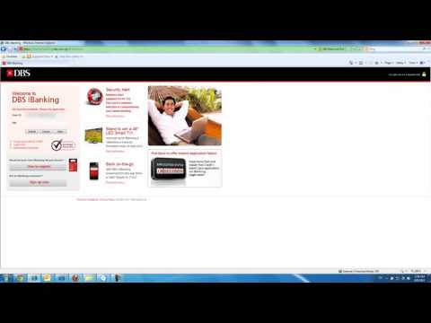 DBS Singapore Internet Banking Horrible Service, Aug 9, 2012