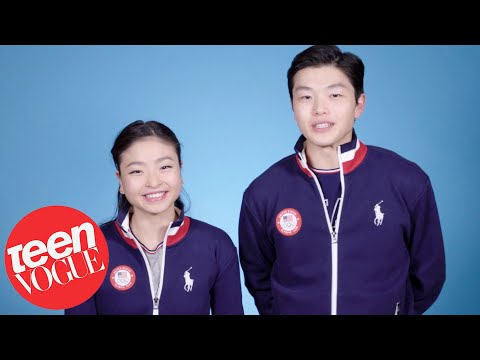 How Young Olympians Train for the Winter Olympics | Teen Vogue