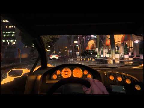 Bullet Storm - GTA V PC Mods