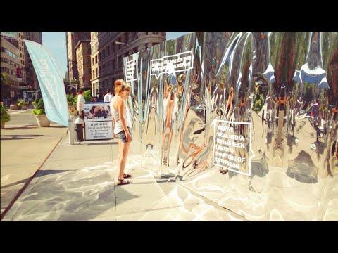 Talkspace #ReflectReality Funhouse Mirror