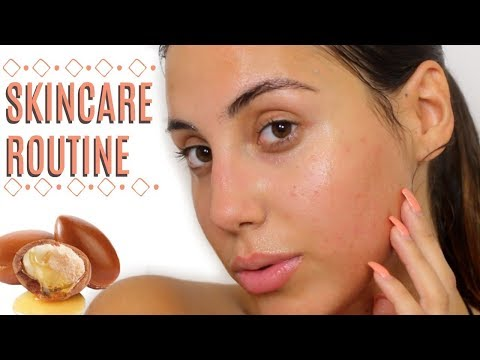 SKINCARE ROUTINE FOR BLEMISHED/SENSITIVE SKIN 2017