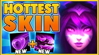 *NEW SKIN* THIS SKIN SHOULDN'T BE ALLOWED IN LEAGUE OF LEGENDS - BunnyFuFuu