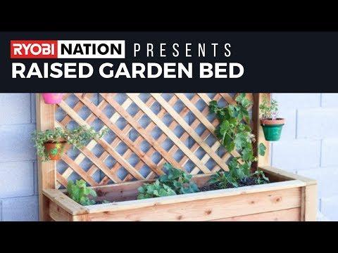 DIY Garden Bed by Addicted 2 DIY