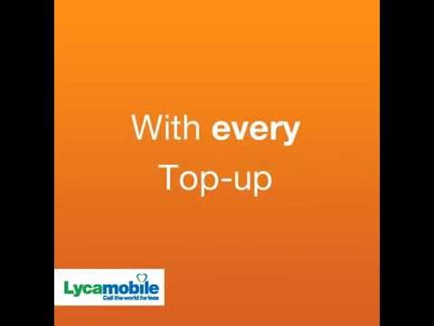 Lycamobile: FREE Lyca to Lyca Calls