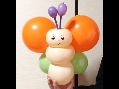 #0337 蝶 a balloon butterfly