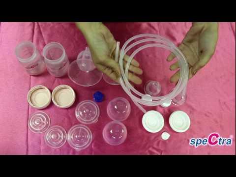 Sanitizing Spectra Parts
