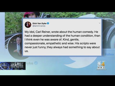The Last Minute: Remembering Carl Reiner