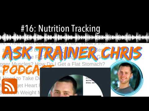 #16: Nutrition Tracking