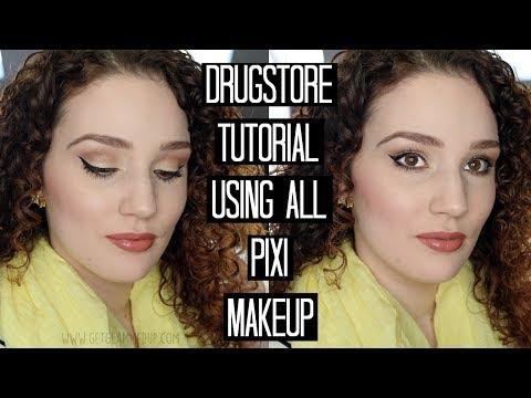 PIXI Spring Makeup Tutorial - One Brand