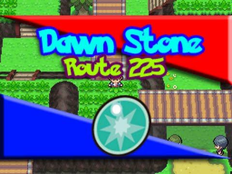How / Where To Get 'Dawn Stone' : Pokemon Diamond / Pearl / Platinum