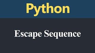python+escape Videos - 9tube tv