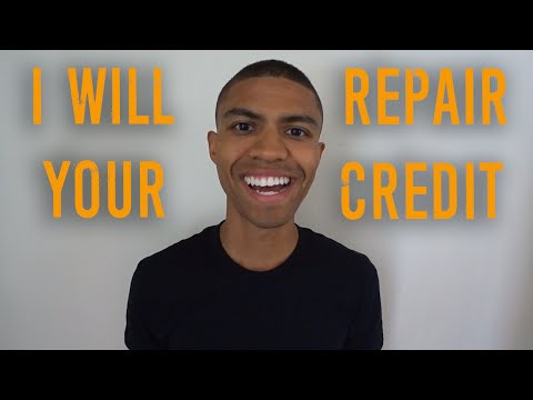 I Will Repair Your Credit || Fixing Your Credit Fast || Living Debt Free
