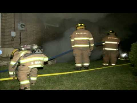 11.28.08 - 2nd Alarm House Fire, 207 S. Ruch St. Coplay, PA