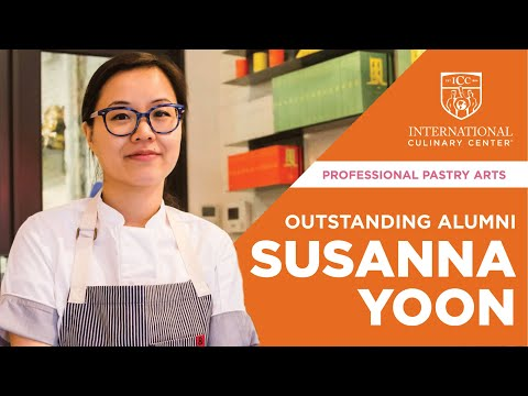 Outstanding Alumni: Excellence in Pastry Arts, Susanna Yoon
