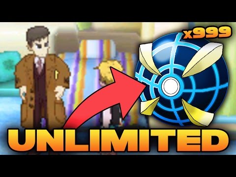 How to Get UNLIMITED Beast Balls in Pokemon Sun and Moon! Farming Beast Balls in Sun & Moon Tutorial