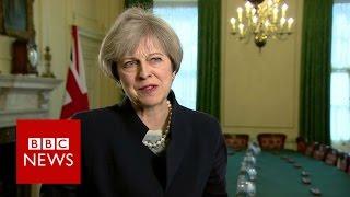 Theresa May: SNP