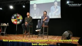 Jared e Misha - Quem eles seriam por um dia (JIB 2017)