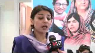 DR  SATAISH, ASSISTANT COMMISSIONER (CANTT) RAWALPINDI - INTERNATIONAL WOMEN DAY 2016 HTV