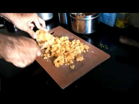 How to:Chop|| Jaggery Easily::