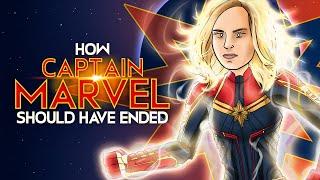 How Captain Marvel Should Have Ended