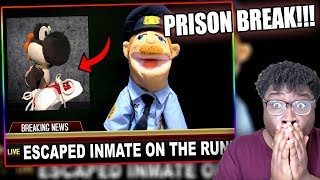 BLACK YOSHI BREAKS OUT OF PRISON! | SML Movie: Black Yoshi
