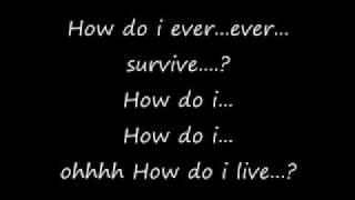 how do i live lyrics by Leann Rimes