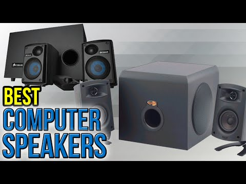 10 Best Computer Speakers 2017