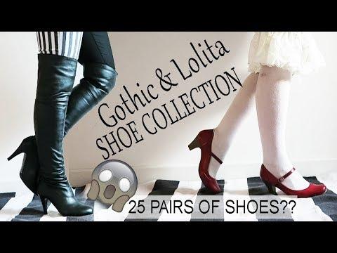 Vampire Prince's Wardrobe: SHOE COLLECTION