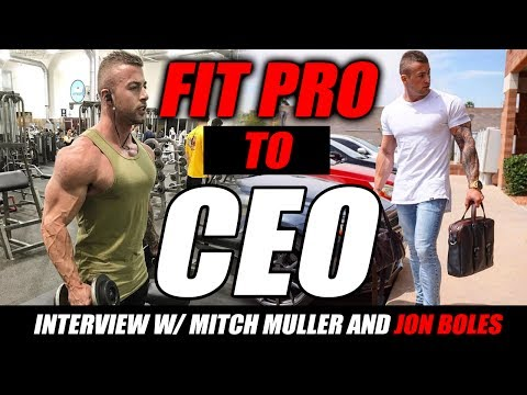 How To Balance Fitness and Work | Business Advice with Mitch Muller and Jon Boles