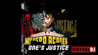 Synapson - Hide Away (Feat. Holly) (My Hero Academia : One's Justice) (2018)