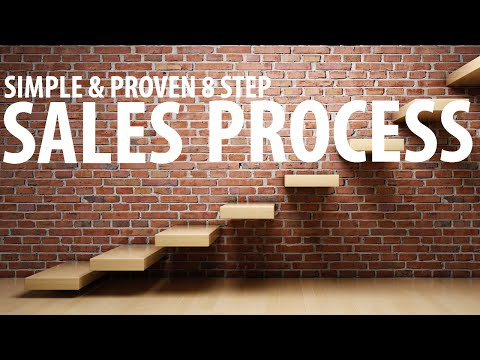 Simple and Proven 8 Step Sales Process