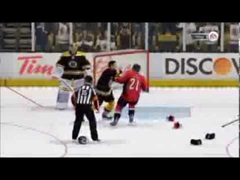 NHL 15 - Fighting Gameplay [HD]