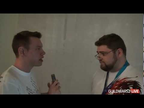 Guild Wars 2 Live - PvP Interview with Isaiah Cartwright