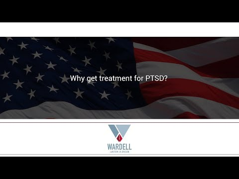 Why get treatment for PTSD?