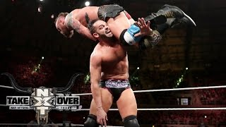 Tye Dillinger plays the numbers game with SAnitY: NXT TakeOver: San Antonio