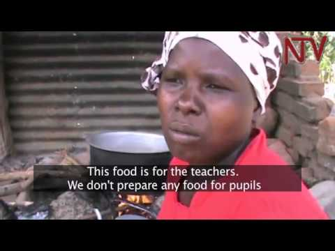 Iganga district passes law forcing parents to provide food for school children
