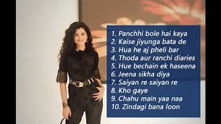 Best Of Palak Muchhal  New Bollywood Songs Volume 1