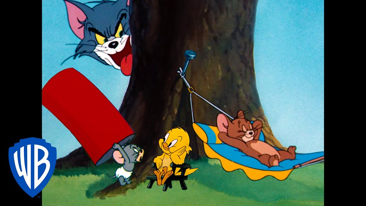Tom & Jerry   Feeling Adventurous!   Classic Cartoon Compilation   WB Kids