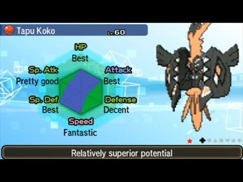 How To Get Shiny Tapu Koko Via Mystery Gift