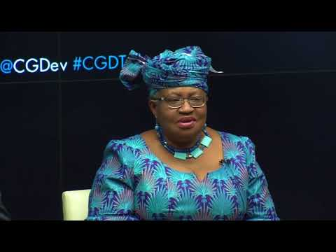Fighting Corruption: Personal Cost and the Importance of International Support – Ngozi Okonjo-Iweala