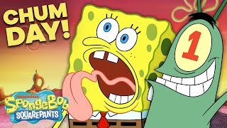 Top 7 Moments of New Episode 'Plankton's Old Chum'! | #SpongeBobSaturdays