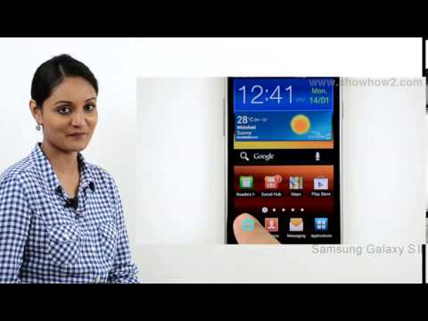 Samsung Galaxy S2 - How to Set Up A Conference Call